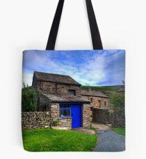 Muker Cottages Tote Bag