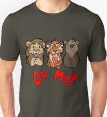 Lions and Tigers and Bears, Oh My!  T-Shirt