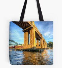 Tyne, High and Low Tote Bag