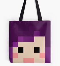 iHasCupquake Minecraft Oasis Skin Tote Bag