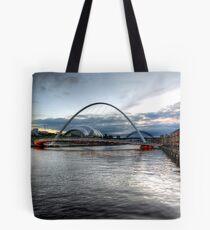 Newcastle Quays Tote Bag