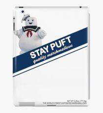 Stay Puft Marshmallow  iPad Case/Skin