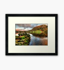 Rydal Water, Lake District Framed Print