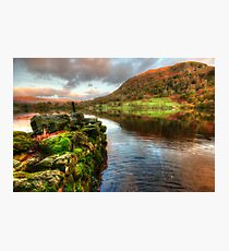 Rydal Water, Lake District Photographic Print