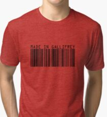 Made In Gallifrey Tri-blend T-Shirt