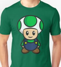Luigi Toad T-Shirt