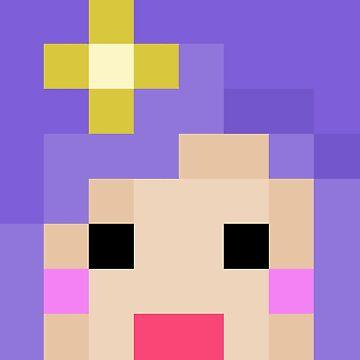 iHasCupquake Minecraft Cloud 9 Season 3 Skin by youtubedesign