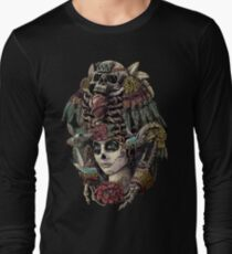 Day of the Dead (Ancient Guardians) Long Sleeve T-Shirt