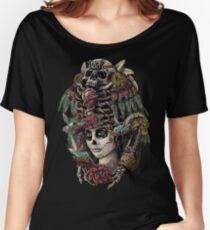 Day of the Dead (Ancient Guardians) Women's Relaxed Fit T-Shirt