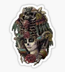 Day of the Dead (Ancient Guardians) Sticker
