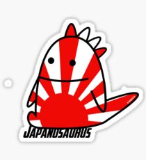 Japanosaurus Sticker