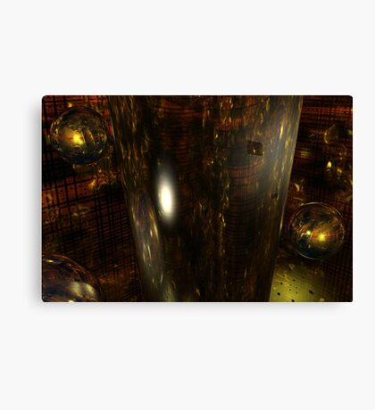 Just a matter of perspective Canvas Print