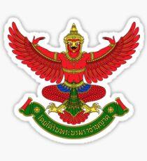 National Emblem of Thailand  Sticker