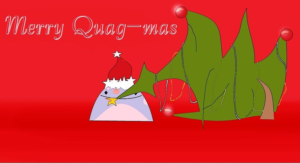 Merry Quag-mas by Snofpix