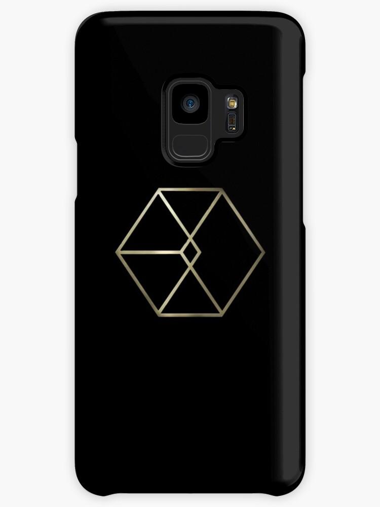 EXO - Logo Samsung Galaxy Case by idolheavenshop