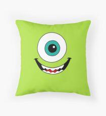 Mike Wazowski Throw Pillow