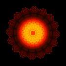 Mandala- Mod 3 by Ronny Falkenstein - 2