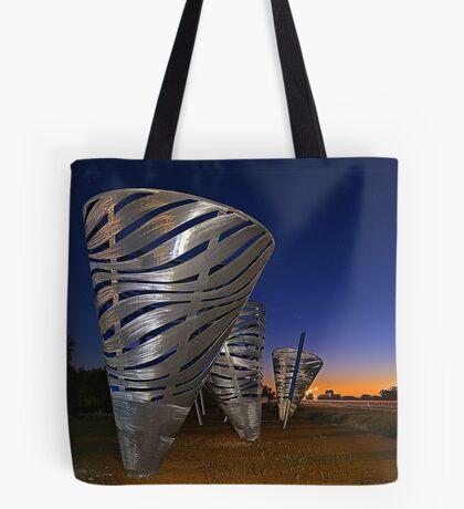 Water Dance Sculptures  Tote Bag