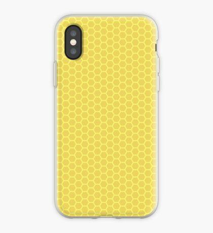 Honeycomb Pattern iPhone Case