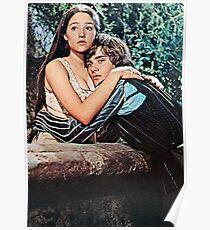 Póster Romeo y Julieta 1968