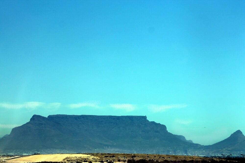 Table Mountain by Snofpix