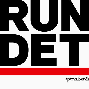 Run Detroit DET (v1) by smashtransit