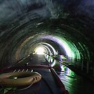 Newbold Tunnel   -  Northern Oxford Canal.........! by Roy  Massicks