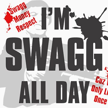 I'm swagg all day ... by GonFreecs