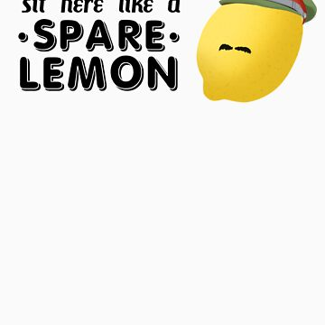 Spare Lemon by pertlattimers