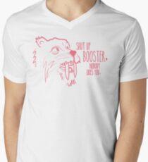 Shut Up, Booster Men's V-Neck T-Shirt
