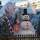 Big Snow Globe by Ralph Goldsmith