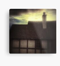 The Home of Sir Arthur Conan Doyle Metal Print