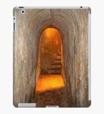 Dungeon doorway iPad Case/Skin