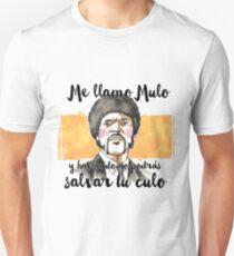Pulp fiction - Jules Winnfield - Me llamo Mulo y hablando no podrás salvar tu culo T-Shirt