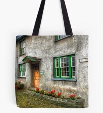 Wordsworth Street Tote Bag