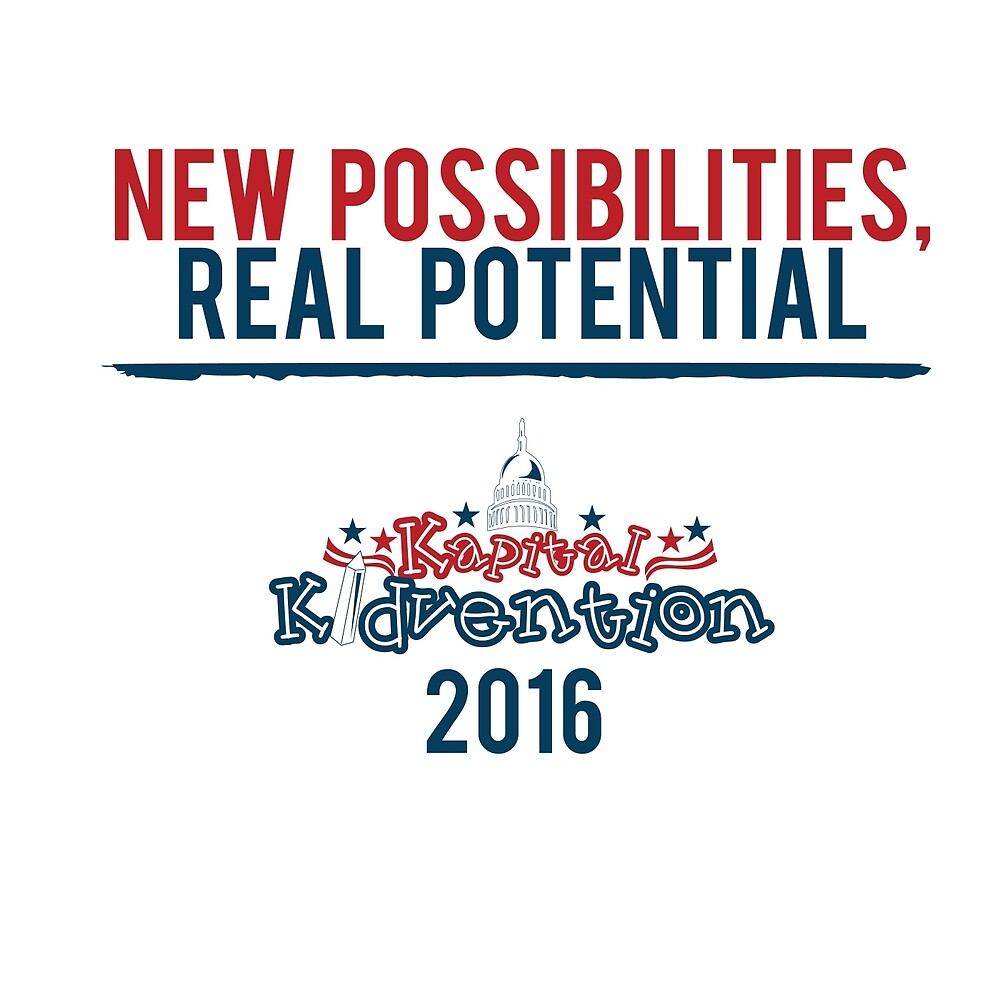 New Possibilites at Kidvention by gameoncomics