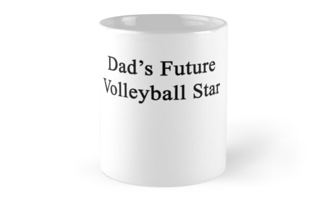 Dad's Future Volleyball Star  by supernova23