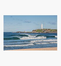 North Wollongong Beach Photographic Print