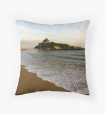 Tayrona, Colombia Throw Pillow