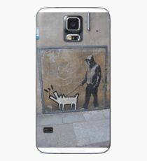 Banksy Himself?? Case/Skin for Samsung Galaxy