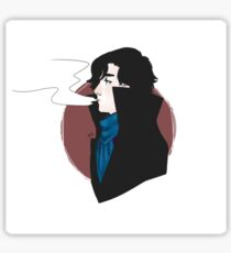 The Consulting Detective Sticker