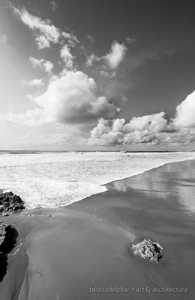 bw beach by terezadelpilar ~ art & architecture