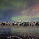 green ice by JorunnSjofn Gudlaugsdottir