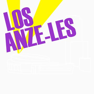 Los Anzeles by theroyalhalf