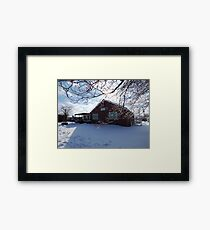 Eye Doctor's Office Framed Print