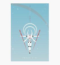 Evangelion - The Final Executor Photographic Print