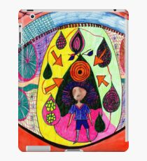 THE EGYPTIAN CHILD iPad Case/Skin