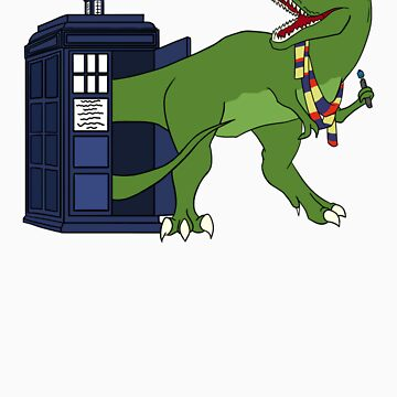 """The """"Rex"""" Doctor by CStandsFor"""