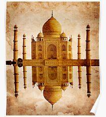TAJ MAHAL TOMB Poster