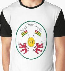 National Emblem of Togo  Graphic T-Shirt